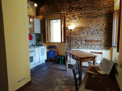 Photo for TRASTEVERE ANCIENT house of 1400