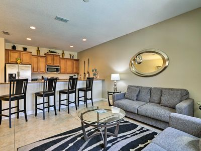 Photo for NEW! Resort Townhome w/Private Pool 7Mi to Disney!