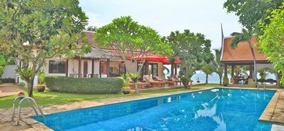 Photo for AFFORDABLE BEACHFRONT LUXURY IN BANGRAK