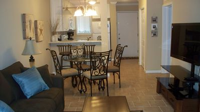 Photo for Newly Renovated Condo in Beautiful Beach Front Resort