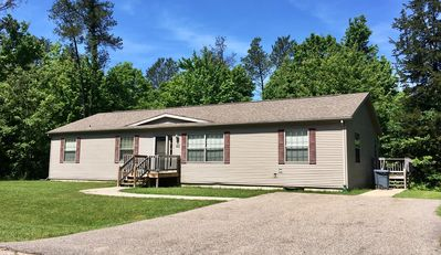 Photo for Kick Back & Relax @ Spring Brook Resort | Cozy Four Bedroom | Minutes to Dells Attractions
