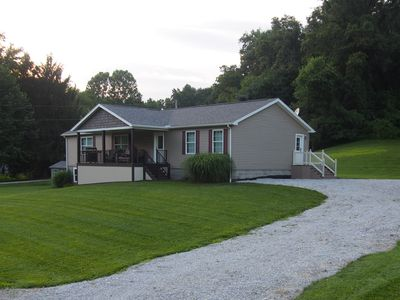 Relaxing Country Home in Ohio! Newly Furnished! Family Friendly!