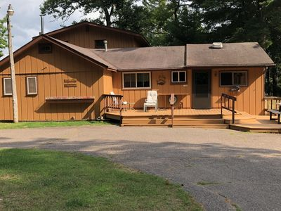 Photo for 4BR Cabin Vacation Rental in Germain, Wisconsin