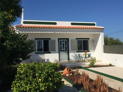 Photo for Refurbished traditional, 2 bedroom villa close to Salgados golf and sandy beach