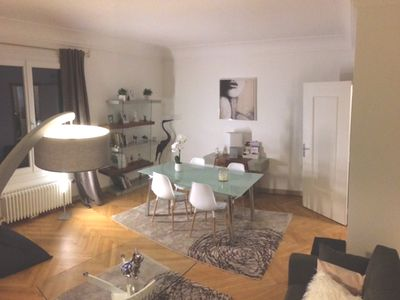Photo for Apartment at the foot of the Lake, Wifi, Full center Annecy