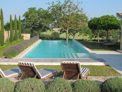 Photo for 4 bedroom Villa. Luxury and Tranquility. Stunning Views. Heated Infinity Pool.
