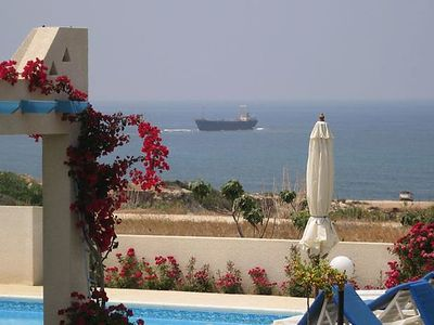 Photo for Apartment CHLORAKA VILLA - BANGALOW  in Chloraka - Village, Paphos - 6 persons, 3 bedrooms