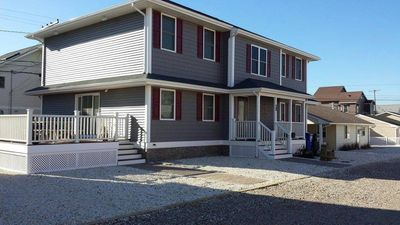 Photo for Jersey Shore Home on Private Beach in Ortley Beach