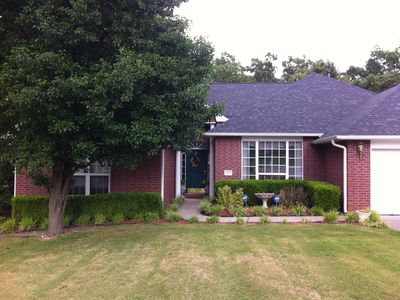 Photo for 5 Bedroom Home For A Quiet Getaway In Beautiful Northwest Arkansas