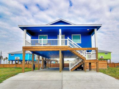 Photo for Slow M'Ocean- PRIVATE HEATED Pool and 6 passenger Golf Cart!!!!