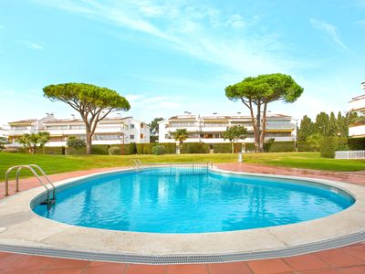 Photo for Apartment Calella Park 15-A 1A (Calella de Palafrugell)