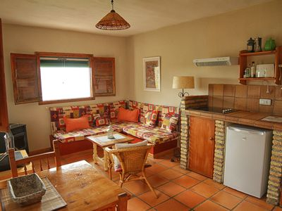 Photo for CASA  MONTECOTE Eco Resort, Atico apartment  with spacious  roof terrace