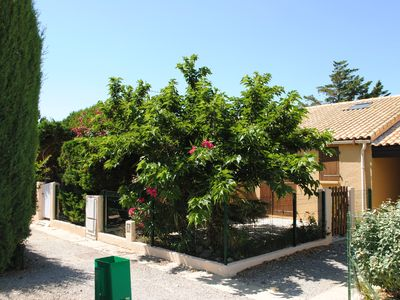 Photo for 1BR Villa Vacation Rental in leucate, aude