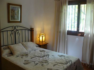 Photo for Lovely Cortijo with private pool and garden between Granada and Coast sleeps 4