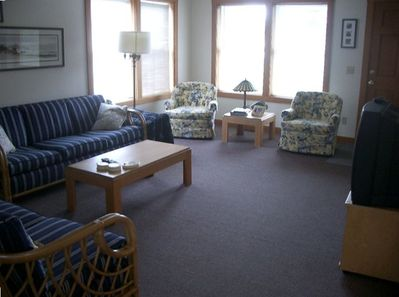 Cannon Beach Living Room