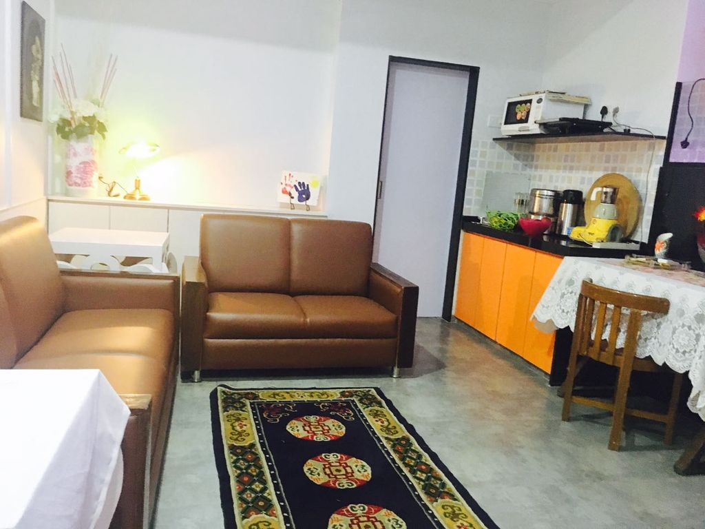 2 Beds Apartment in Bandra West
