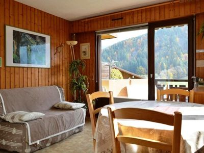 Photo for 1BR Apartment Vacation Rental in Le Grand-Bornand