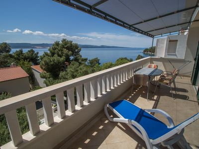 Photo for Top location apartment - close to the beach - modern - sea view