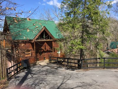 Photo for Bear Ridge 2-Luxury- CLOSE TO Pigeon Forge Attract Wi-Fi -Beautiful View