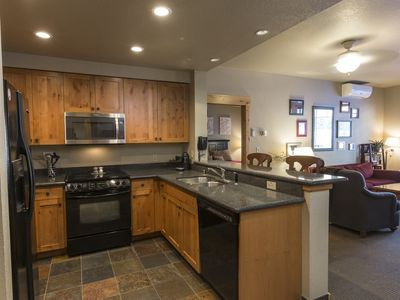 Photo for Deluxe Morning Eagle 2-bedroom, 2-bath condo - Ski In/Ski Out