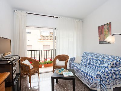 Photo for Apartment Verdura in Sant Pol de Mar - 4 persons, 2 bedrooms
