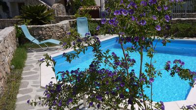 Photo for Casa Zeralda - Brand new apartment with private pool in an optimal location. 6 persons