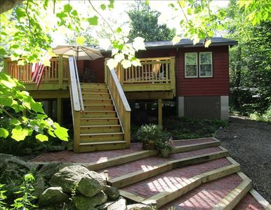 Photo for 3BR Cottage Vacation Rental in Laporte, Pennsylvania