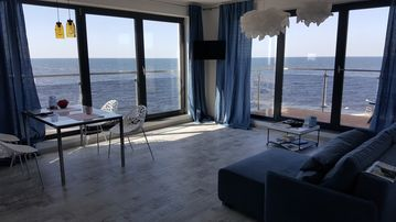 Special apartment with beautiful sea view