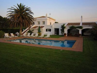 Photo for Finca Santa Victoria a charming place for your holidays in Menorca