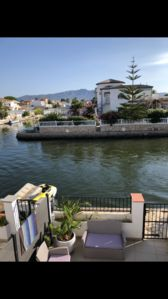 Photo for Rented house on the canal Empuria Brava