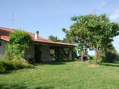 Photo for Holiday house in the inland with the park, can accommodate animals
