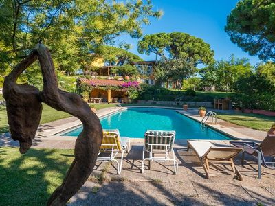 Photo for Club Villamar - Fabulous and spacious villa situated in a magnificent environment, offers a priva...