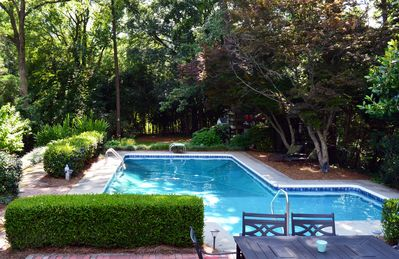 Full access to our pool!