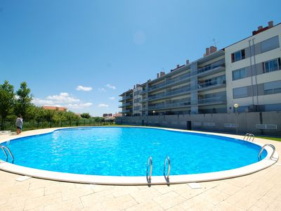 Photo for Sea - Apartment with pool, playground, 2 balconies, a/c