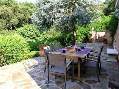 Photo for Authentic charming property in Gigaro, peninsula of Saint Tropez