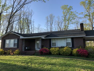 Photo for Cozy Mountain Ridge Ranch Home in the Heart of Pickens, SC