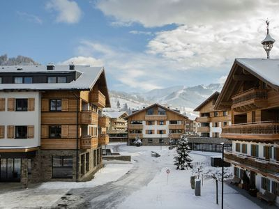 Photo for Comfort 5-person apartment - Extra accessible in the holiday park Landal Resort Maria Alm - in the mountains