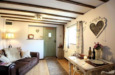 Photo for 1 West Cottage -  a cottage that sleeps 2 guests  in 1 bedroom