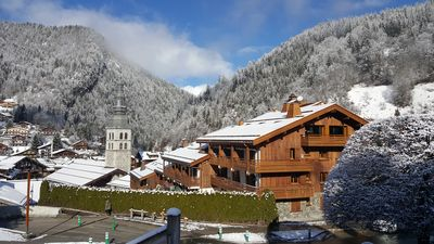 Photo for village, garage, 50m chairlift Merle