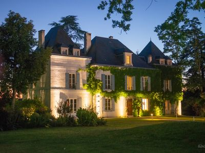 Photo for Luxury Vacation Rental & Wedding venue in Dordogne - Bergerac