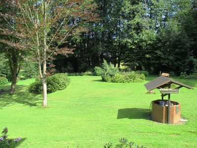Photo for Holiday apartment directly by the woods in a quiet location in the heart of the Vulkaneifel