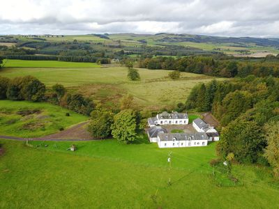 Photo for Roe Deer is traditional, stone 2 bedroom 2 star & in the middle of Kirkwood farm