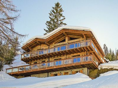 Photo for The Big Bear - Luxury 5-bedroom chalet on the piste and hiking trail