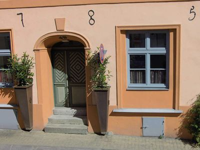 Photo for Apartment cabin 3 with terrace - Gohr apartments