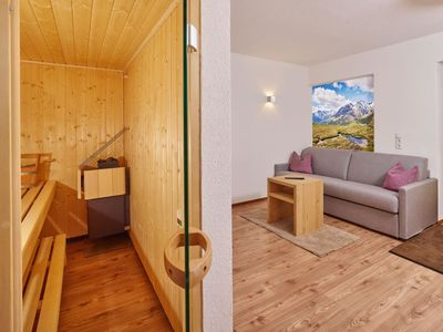 Photo for Apartment Superior Apartment 2 Personen in Sölden - 2 persons, 1 bedrooms