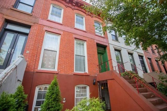 Beautiful townhouse in one of the most Beautiful neighborhoods of NYC