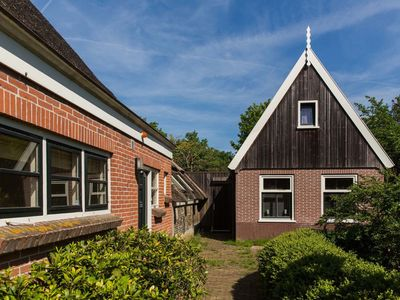Photo for Cottage in Schoorl for 4 people with Ibiza-style interior and patio lounge area