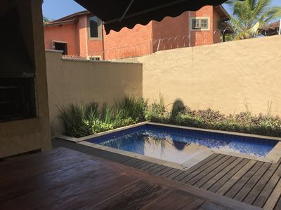 Photo for House condo 03 suites with private pool for season