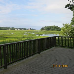 Photo for Airy Cottage on Tidal Marsh