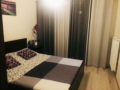 Photo for Modern apartment 5 min walk from the sea and beach